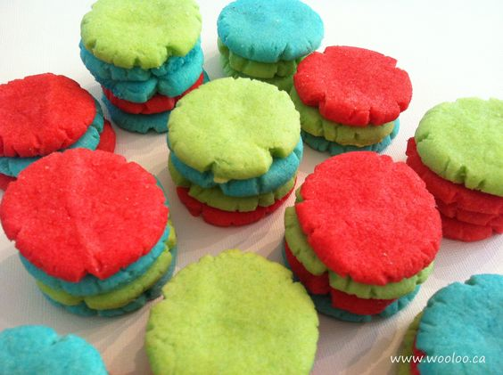 Des biscuits au Jello
