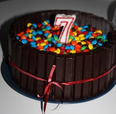 Le gâteau Kit Kat : un gâteau festif en moins de 50 minutes, top chrono!