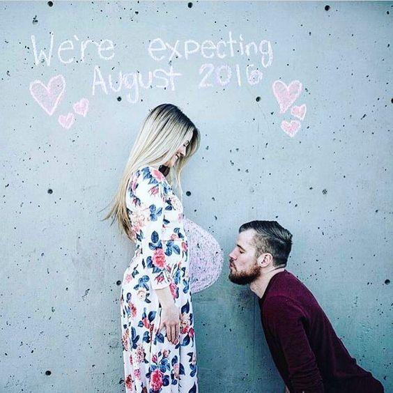 23 Idées pour annoncer une grossesse