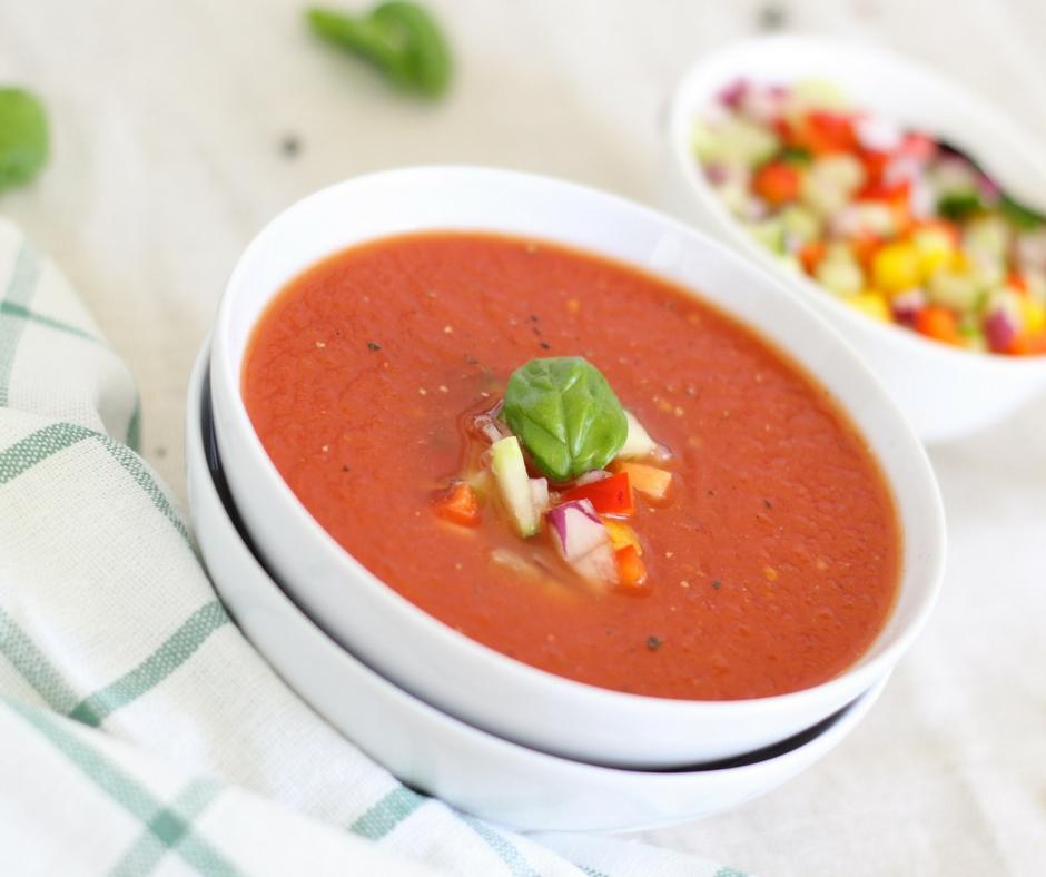 Congeler la soupe à lunch dans les pots Mason