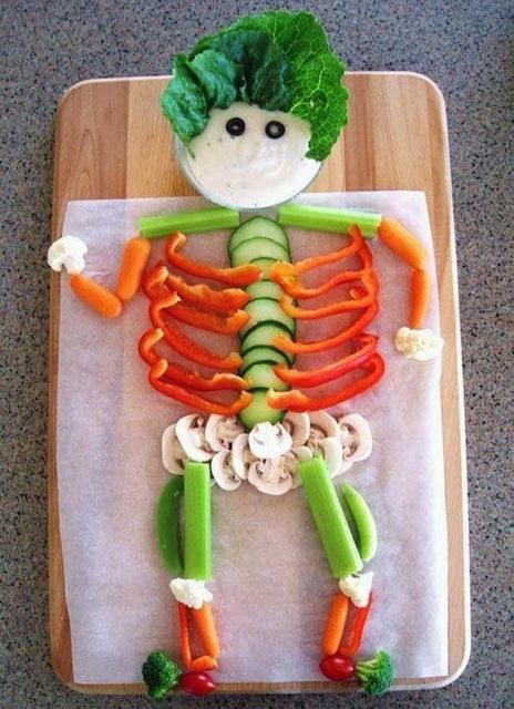 Collations santé pour l'Halloween Wooloo