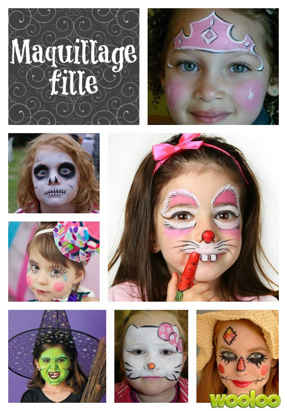 Maquillage Halloween Idees Accueil Design Et Mobilier