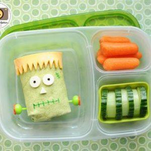 lunchs d'Halloween wooloo