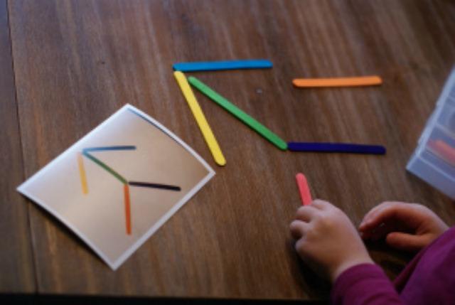 Activités Montessori wooloo