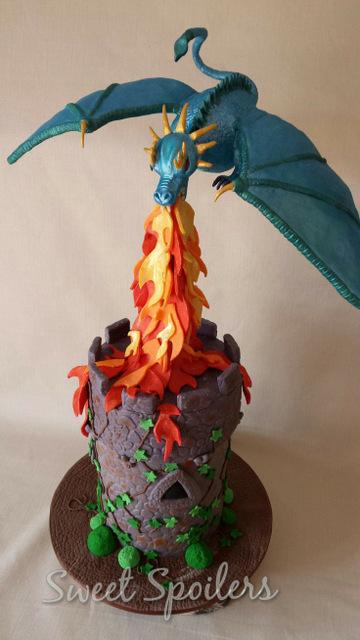 Nouvelle mode les gravity cake wooloo - Gravity cake noel ...