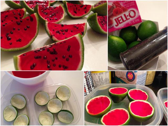 10 id es festives pour le melon d 39 eau wooloo - Quand recolter les melons ...