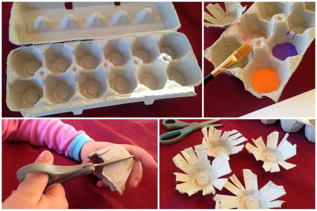 Bricolage avec carton d 39 oeufs pour le printemps wooloo for Des cartons pour demenager