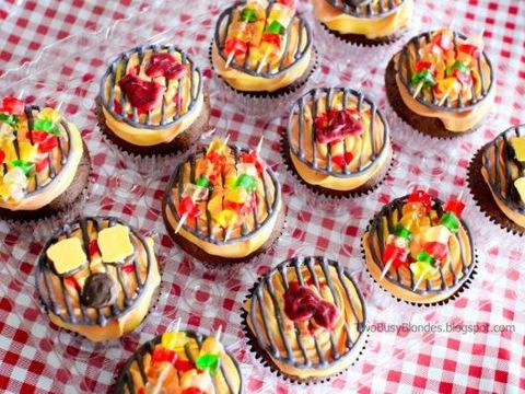 Des id es de desserts originaux pour la f te des p res wooloo - Idees pour barbecue party ...
