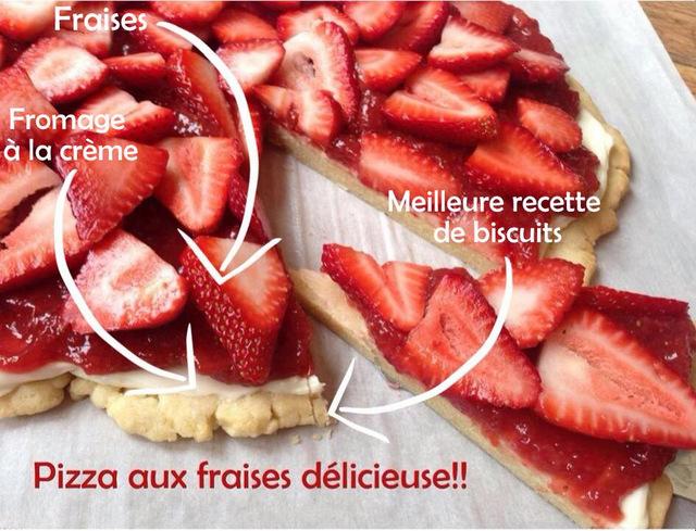 pizza aux fraises wooloo