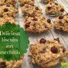 biscuits aux zucchinis