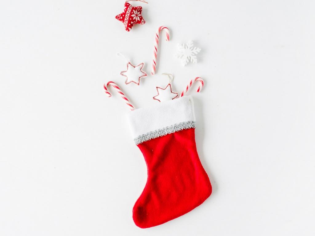 Idées cadeaux pour les bas de Noël des enfants!