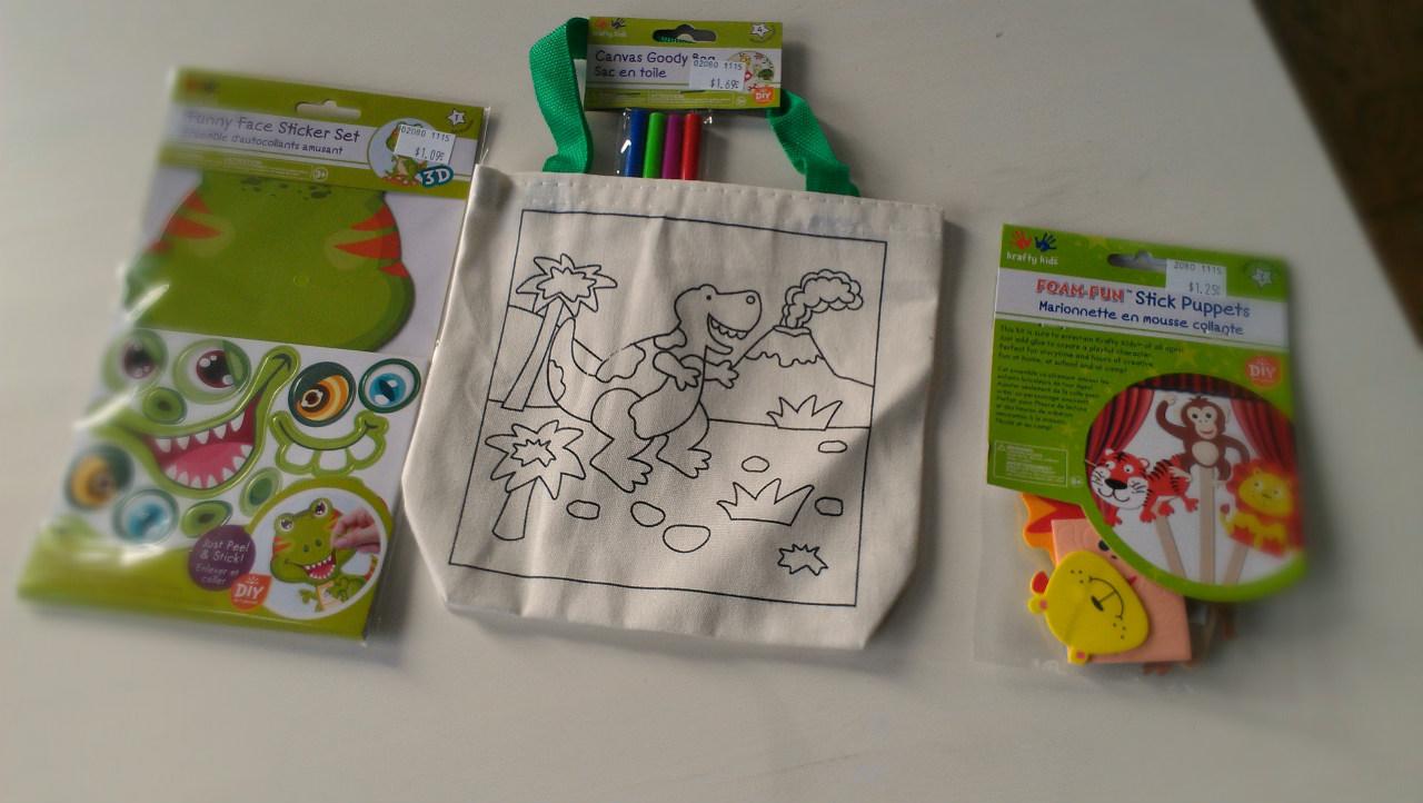 Idées cadeaux pour les bas de Noël des enfants / wooloo