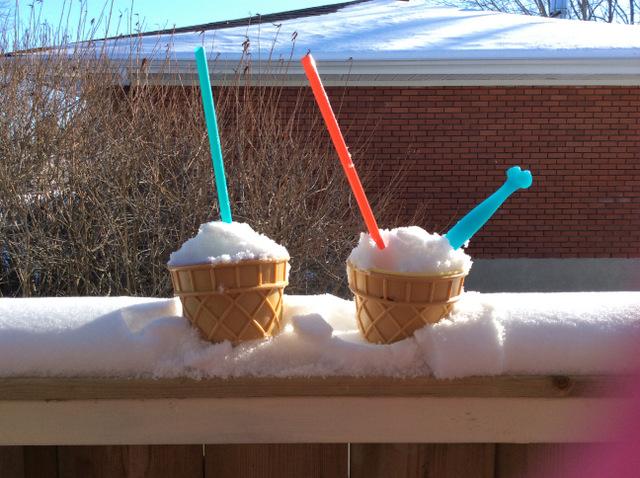 Activités à faire dans la neige wooloo