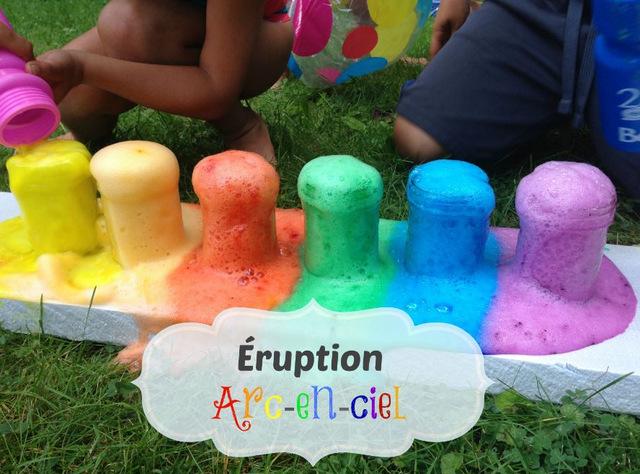 eruption arcenciel wooloo