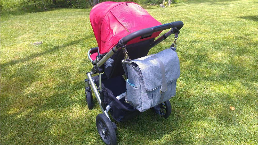 sac à couches bébé