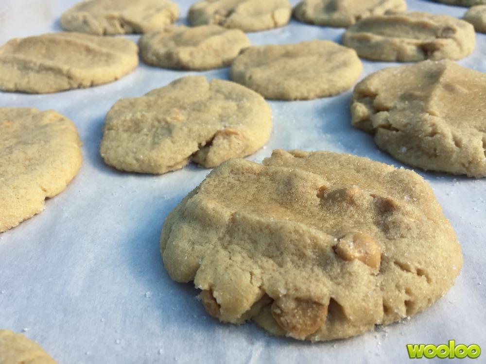 Biscuits au beurre d'arachide façon DISNEY wooloo