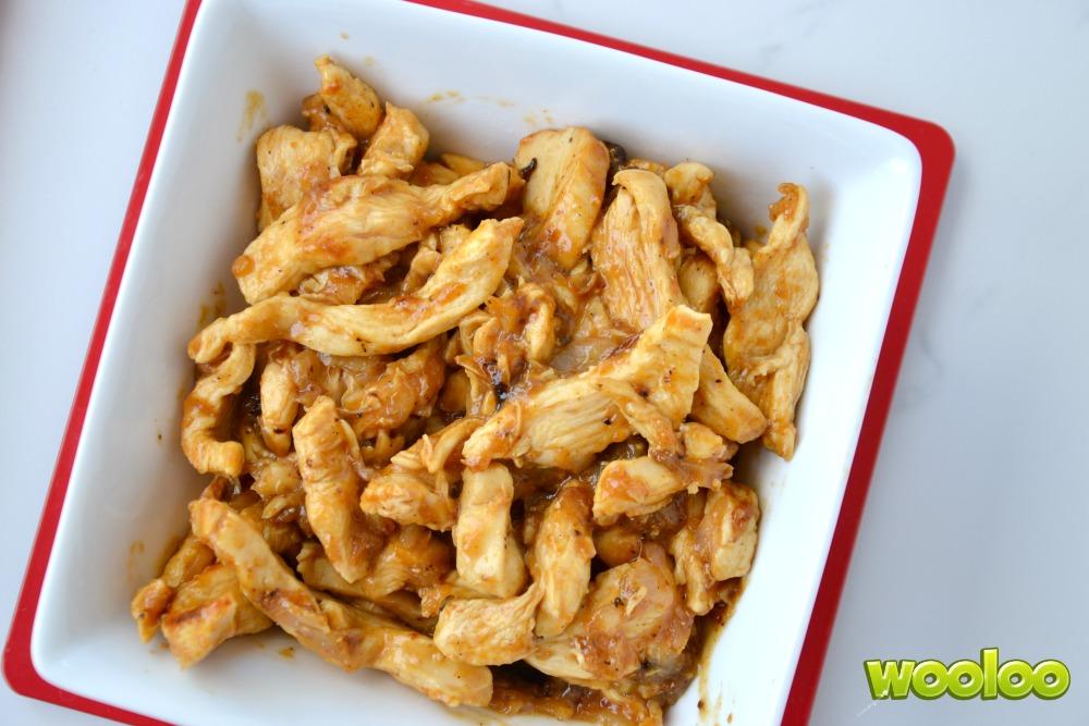 Rigatoni au poulet Fajita dans 1 casserole Wooloo