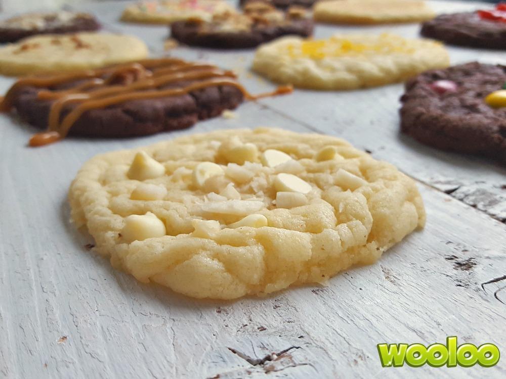 Biscuits en boîte Wooloo