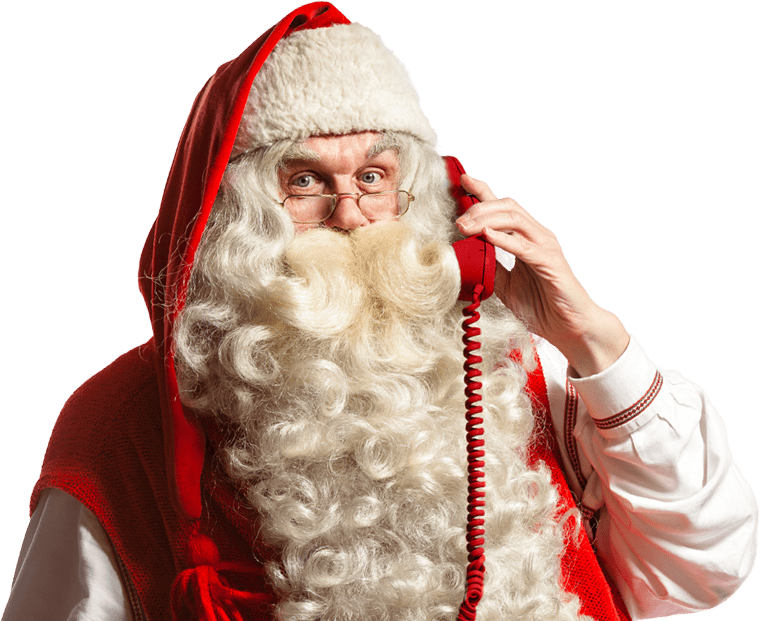 Créez encore plus de magie de Noël grâce à Père Noël Portable