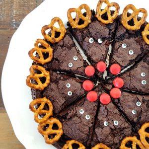 brownies de Noel wooloo