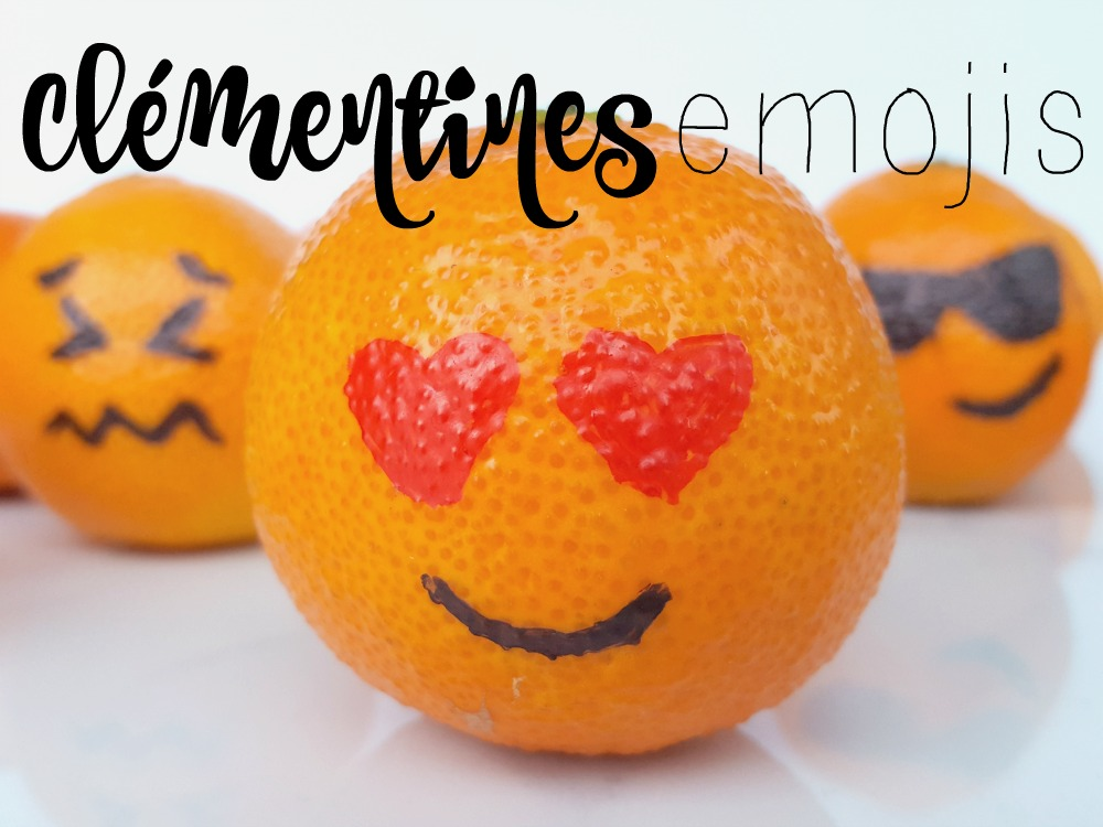 Clémentines Emojis