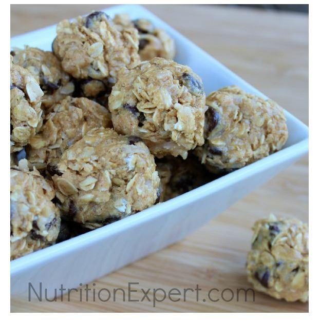 recettte boule energie beurre arachide peanut wooloo