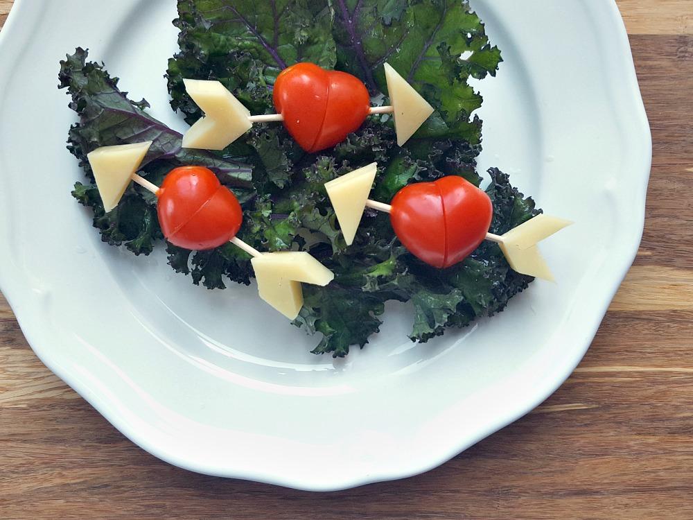 Mini tomates de la St-Valentin