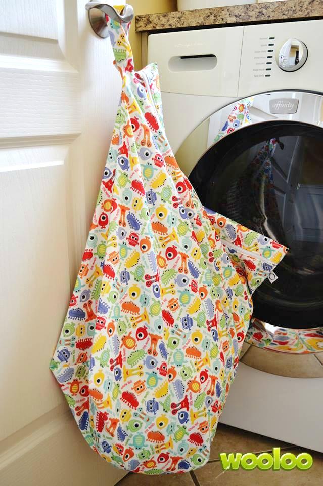 1001 usages pour tes sacs imperméables réutilisables wooloo