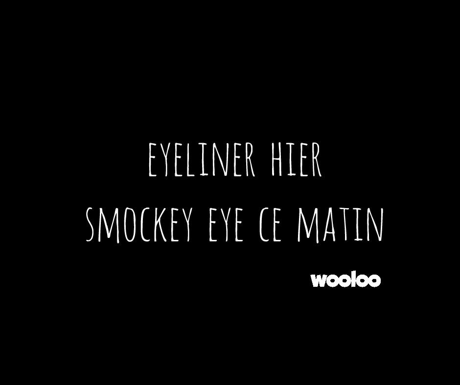 Eye Liner wooloo