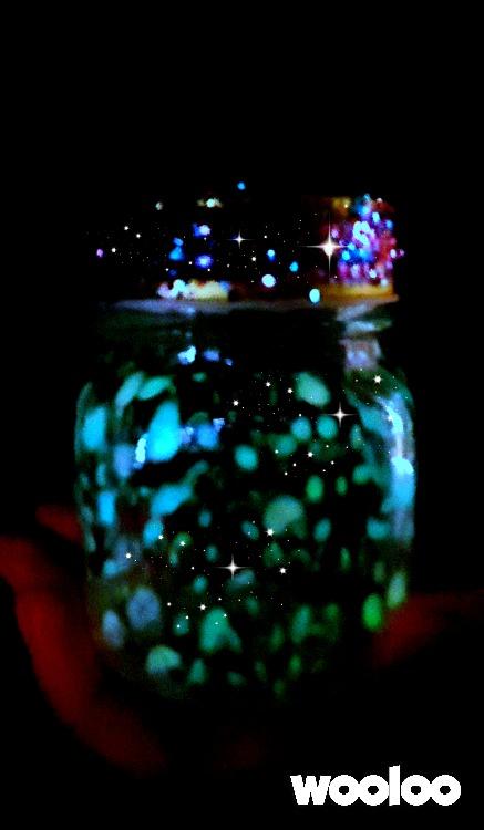 Lampe de fée magique wooloo