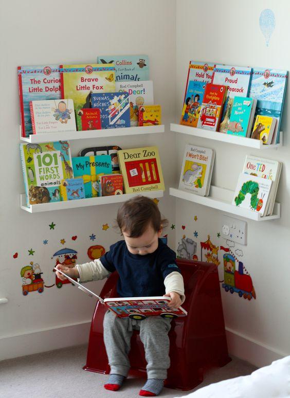 coins lecture adaptés aux tout-petits