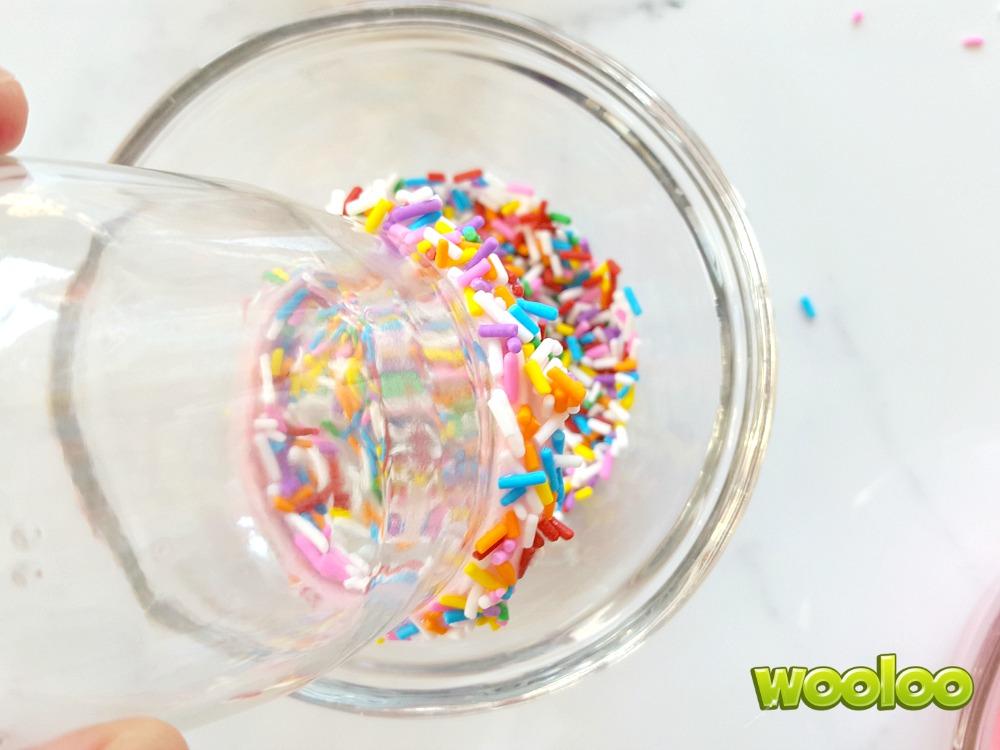 Pimper son verre de lait wooloo