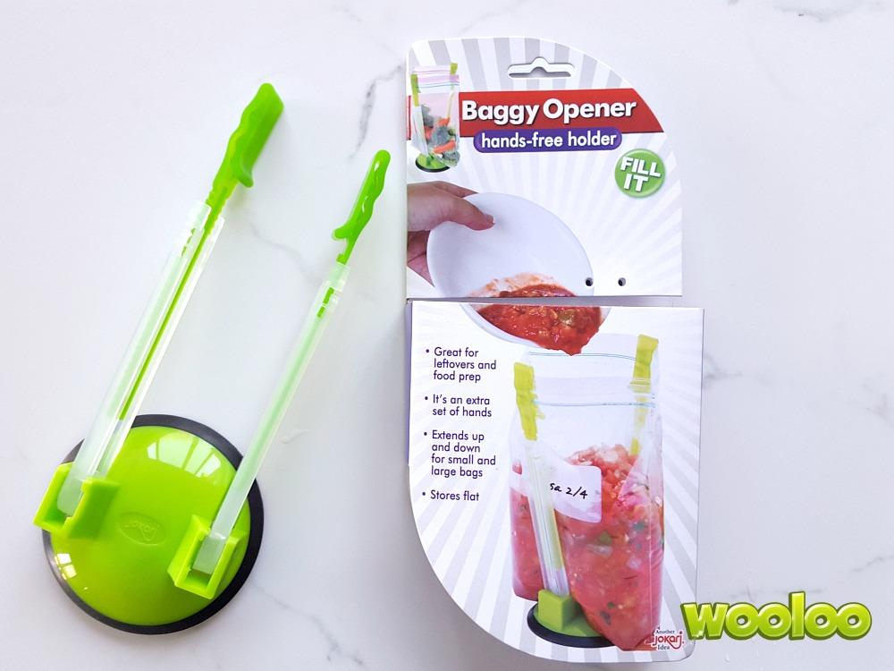 Test de gadgets pour la cuisine wooloo