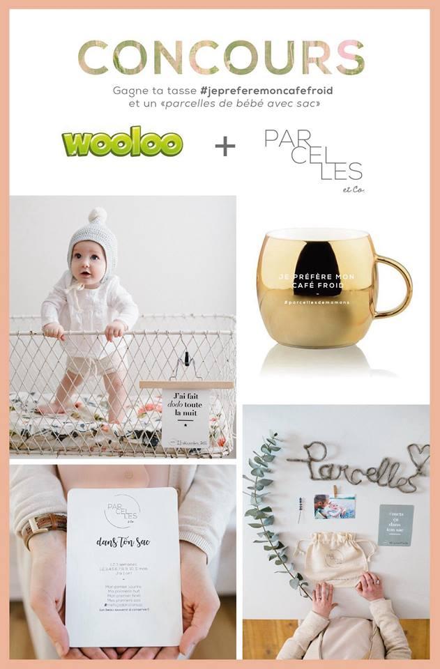 Découvrez Parcelles & Co wooloo