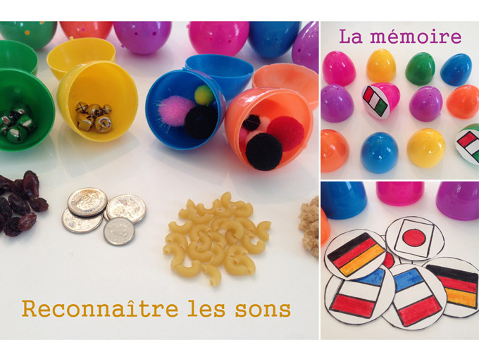 oeufs de Pâques en plastique Wooloo