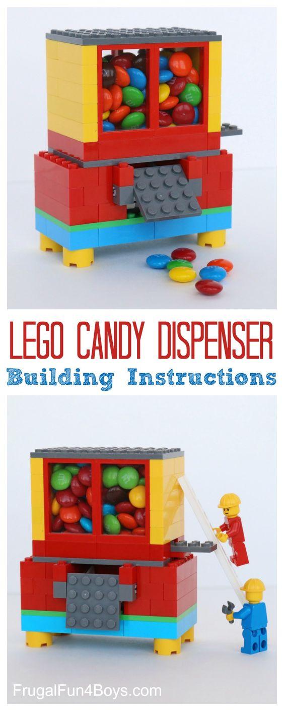 14 activités avec des Lego / wooloo