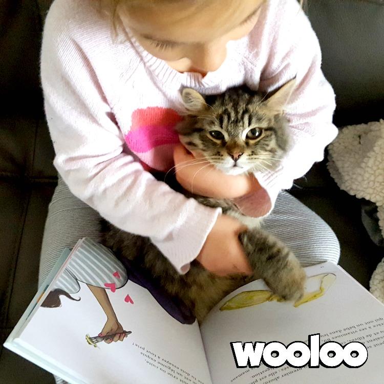 livre Les Croquins Wooloo