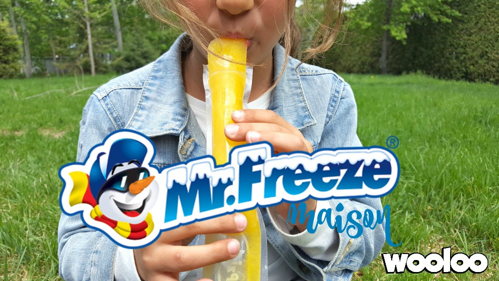 Fais tes Mr Freeze maison