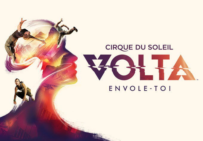 CONCOURS Cirque du soleil Volta