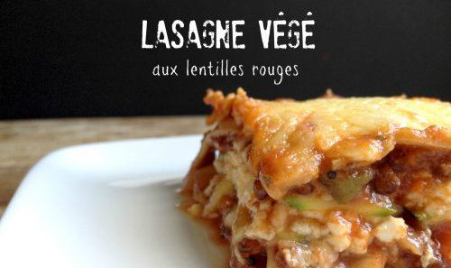 lasagne végé pas compliqué wooloo