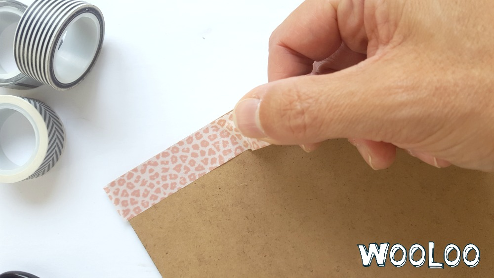 Tableau effaçable DIY wooloo