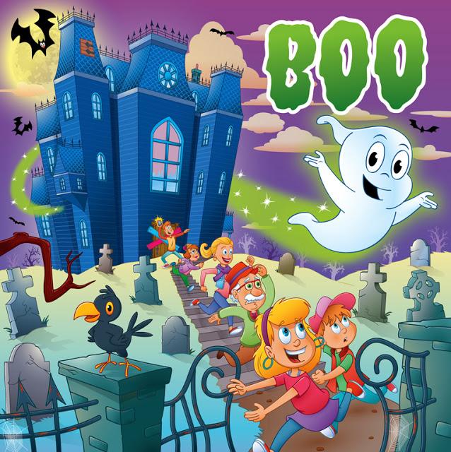 Gagnez le jeu de société Boo de Pierre Belvédère