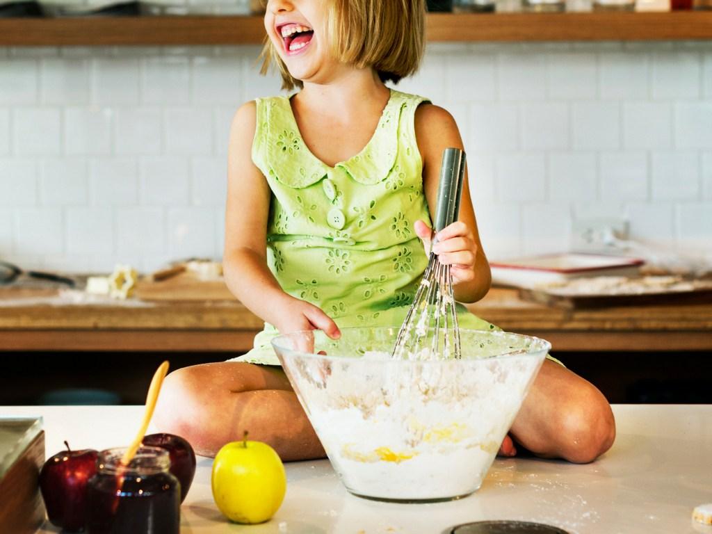 Les tâches culinaires appropriées selon les groupes d'âge