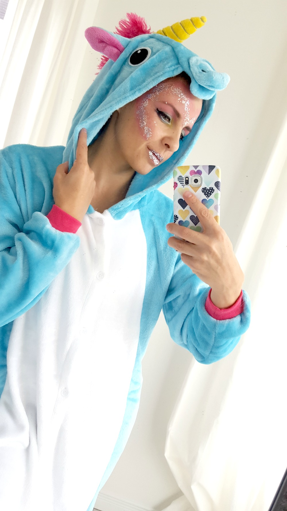 déguisement de licorne / wooloo