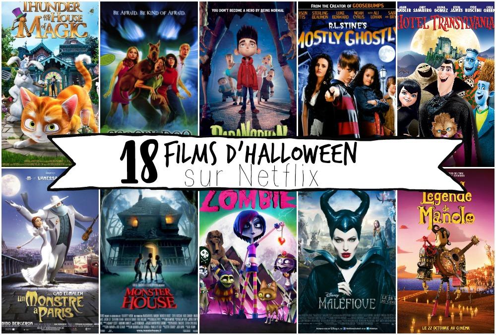 15 films et séries d'Halloween  à voir ou à revoir en famille sur Netflix