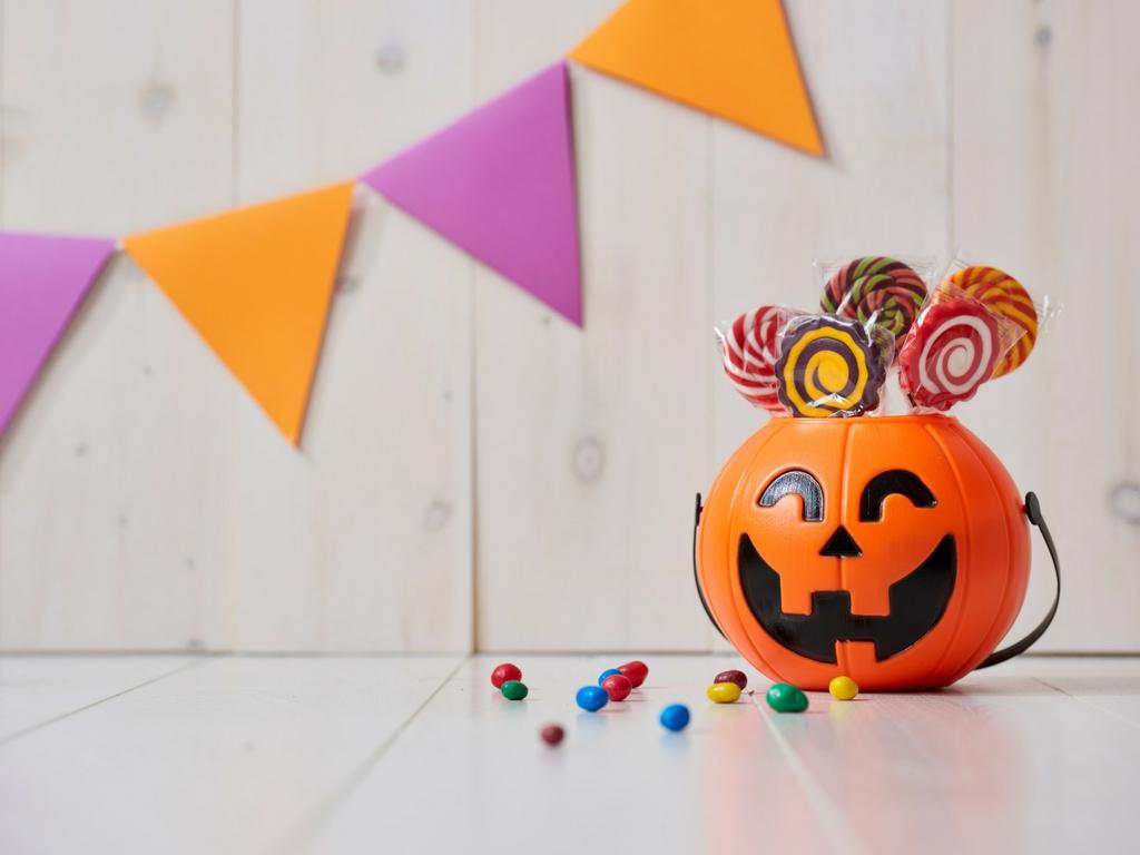 Gestion de bonbons d'Halloween 101