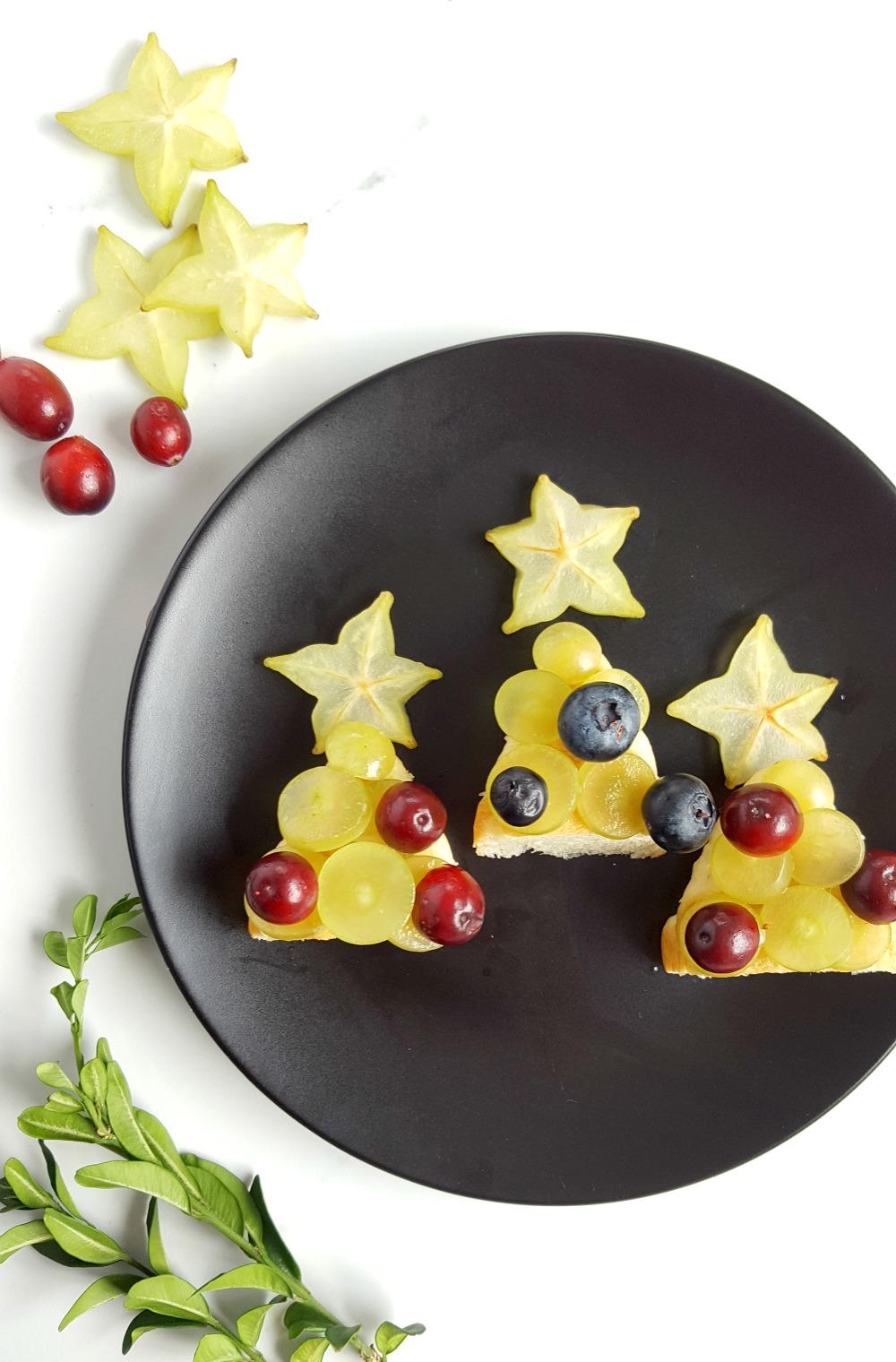 assiettes de Noël / wooloo
