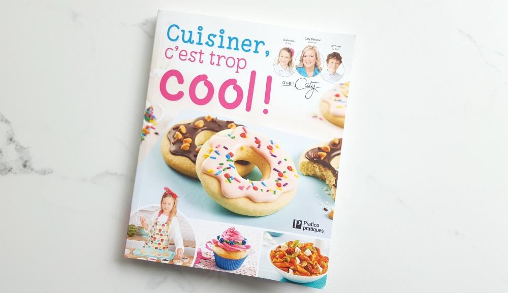 """CONCOURS """"livre de recette Cuisiner c'est trop cool / wooloo!"""""""