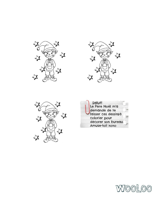 mini dessin de lutin / wooloo