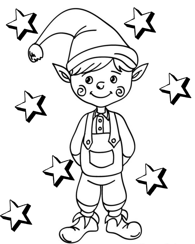 Mini dessin de lutin fichiers imprimer wooloo - Coloriage lutin ...